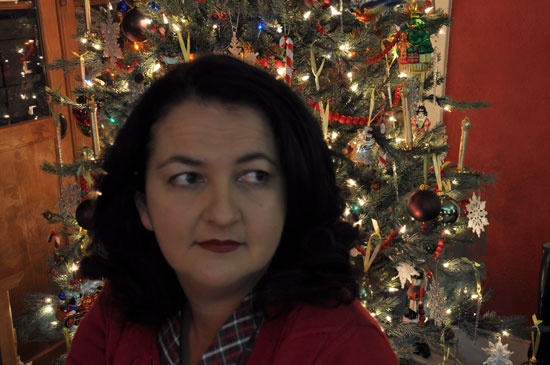vintage Christmas by Lady by Choice