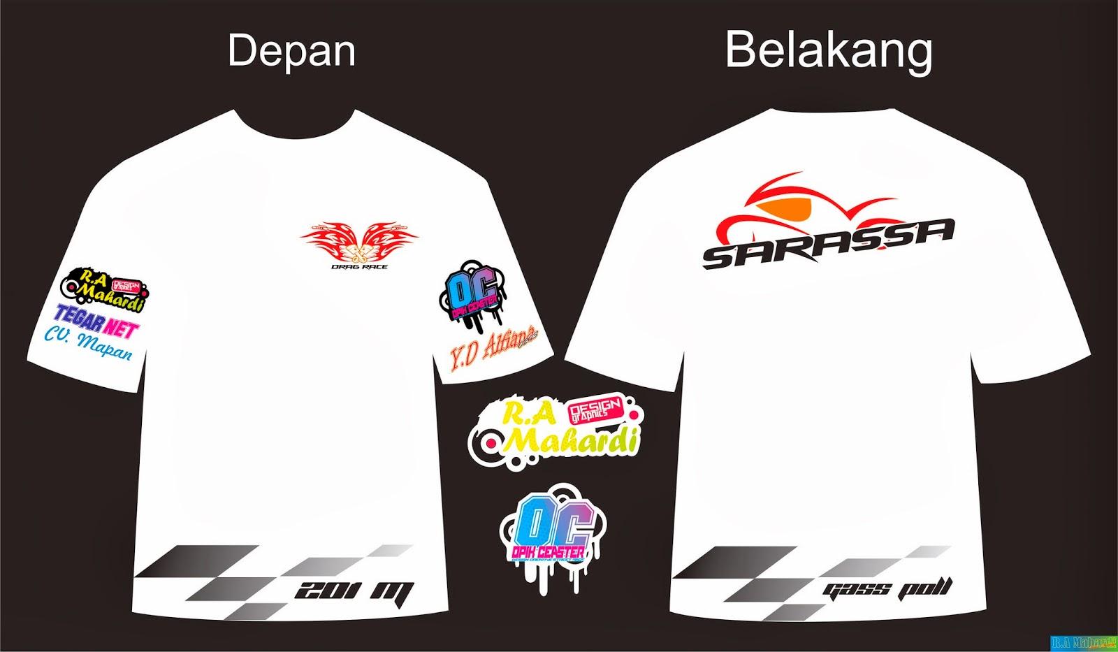 Contoh desain t shirt kelas - Desain T Shirt Racing Design T Shirt Kelas Contoh Desain T Shirt Kelas Contoh Design