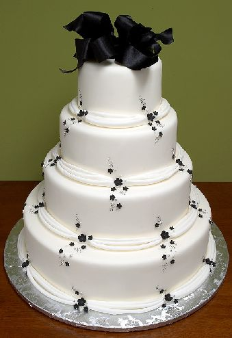 mi amor cakes limited black and white wedding cakes. Black Bedroom Furniture Sets. Home Design Ideas