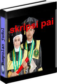 Kumpulan Skripsi PAI Tarbiyah Volume 1