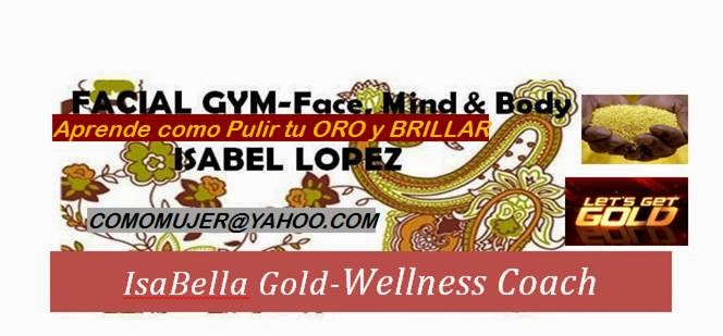 IsaBella GOLD- Wellness Coach