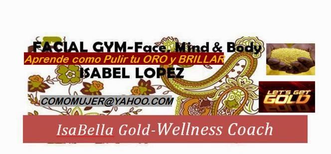 IsaBella GOLD- Wellness Coach