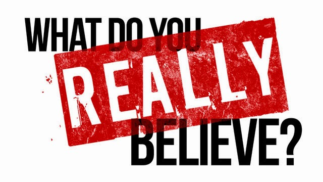 what do you believe about writing Different people have different beliefs, but everyone believes in something when you write an i believe essay you need to write about what you personally believe in.
