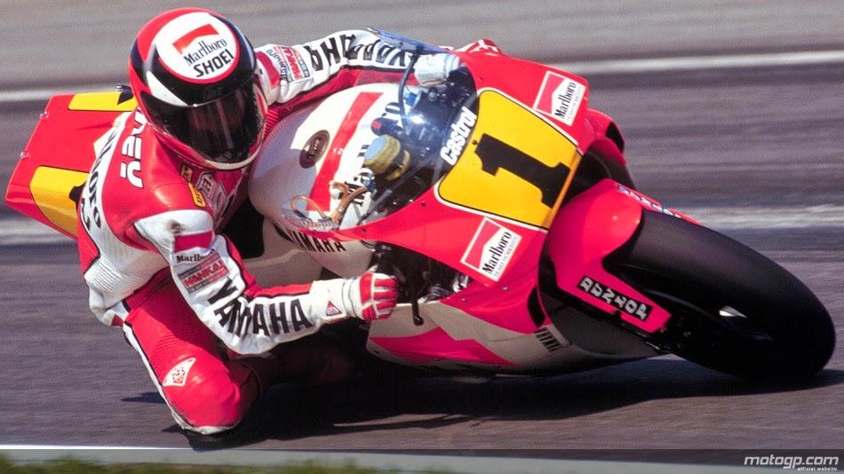 Wayne Rainey 1991 - MOTOVELOCIDADE - CAMPEÕES MUNDIAIS DOS ANOS 80