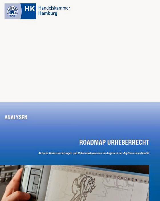 Roadmap Urheberrecht, Handelskammer Hamburg