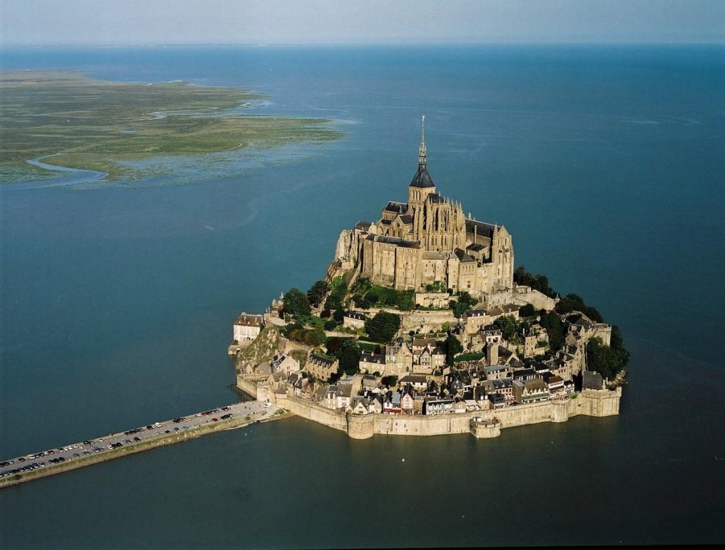 foto turismo Monte Saint Michel