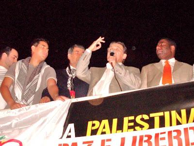 Ato histórico em São Paulo pelo Estado da Palestina Já - foto 57