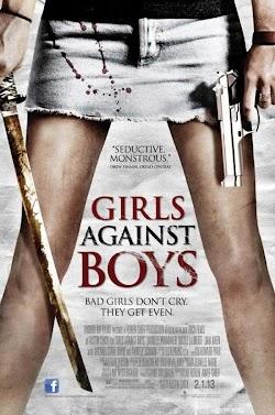 Trả Thù Đàn Ông - Girls Against Boys (2012) Poster