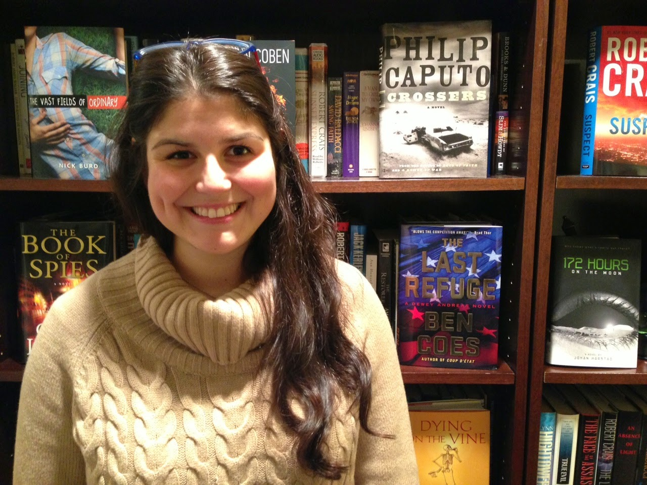 Quick Brown Fox: Literary agent Melissa Edwards of Aaron ...