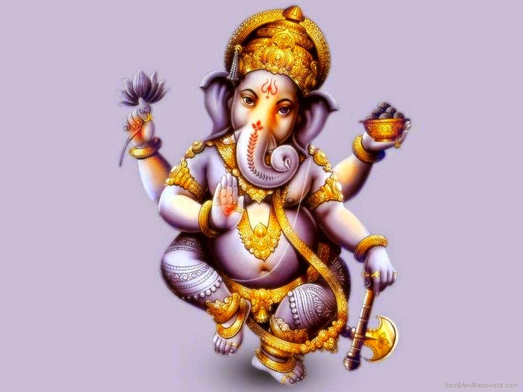 Famous Lord Ganesha Chaturthi desktop background Wallpapers