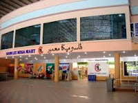 Mall in Lumut brunei