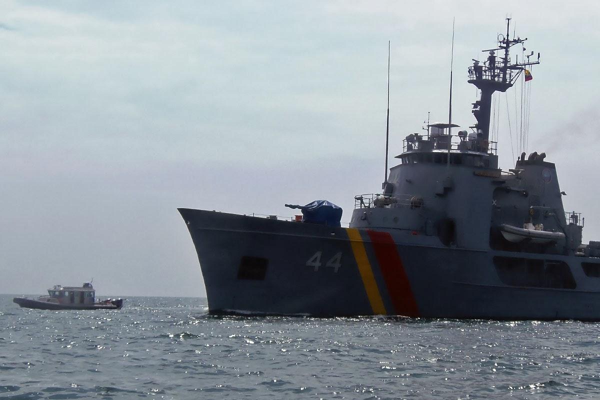 ARC Valle del Cauca Guardacostas Armada