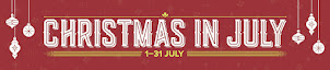 Christmas in July Joining Special!!