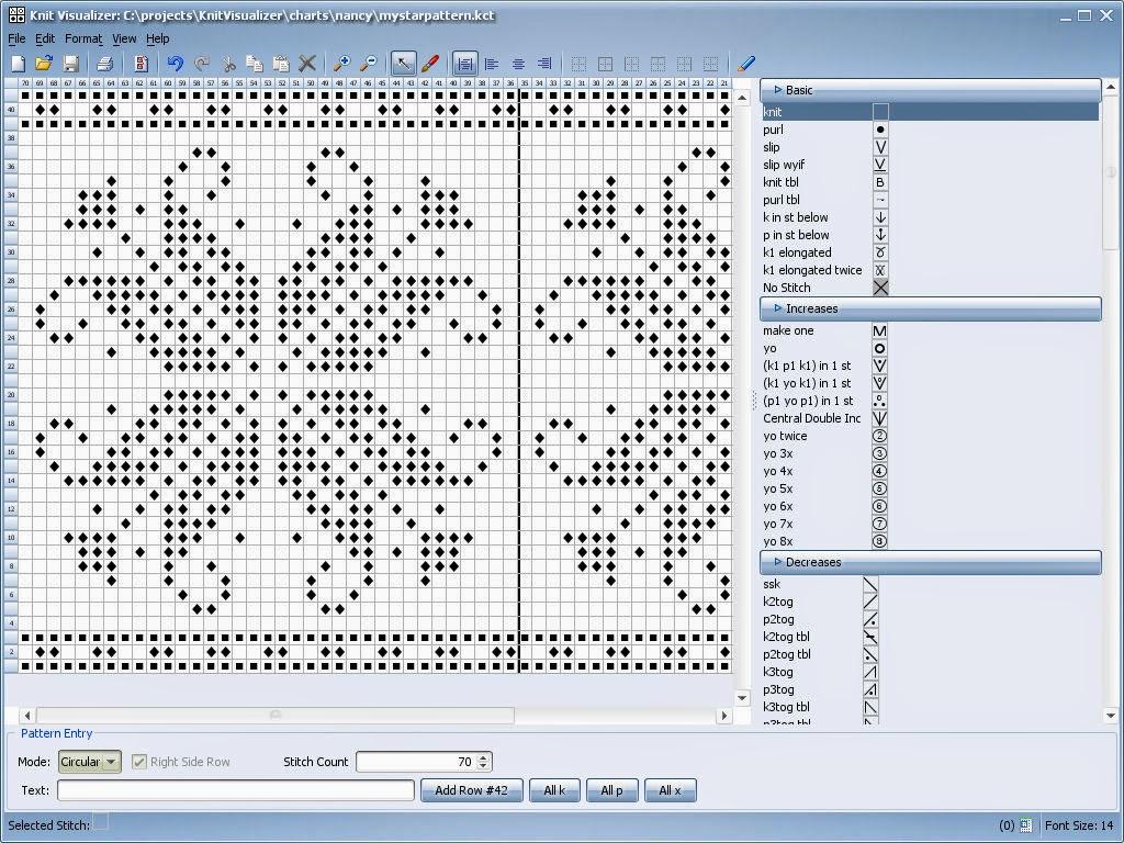 strikkeprogram