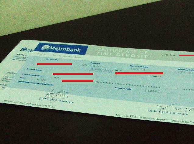 Metrobank ph forex rates