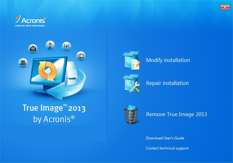 Acronis Disk 9
