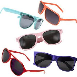 Des lunettes tendances et colorées à gagner