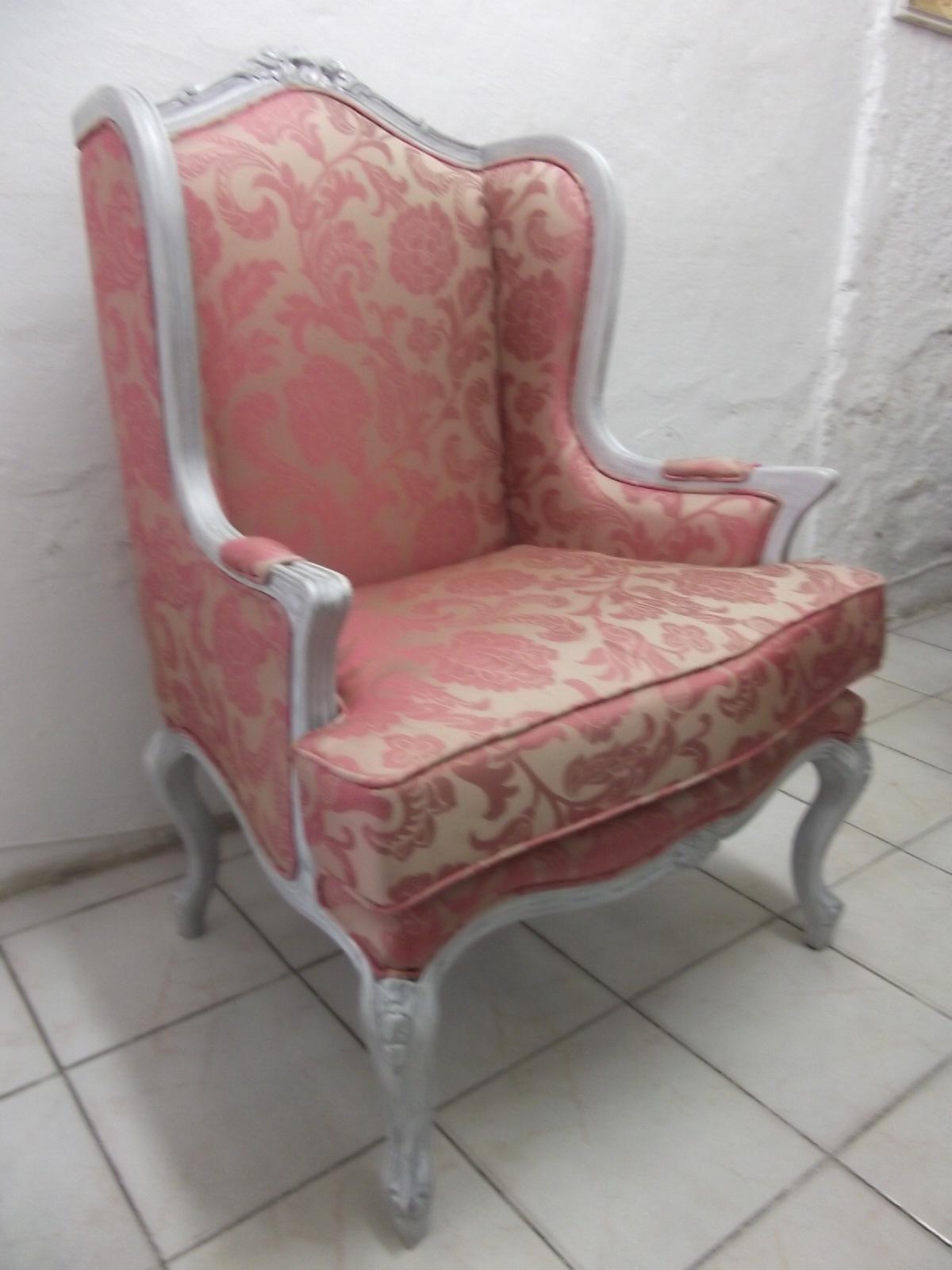 Sala De Estar Com Poltrona Luis Xv ~ Blog Decoração de Interiores Poltronas Decorativas para Sala Estar