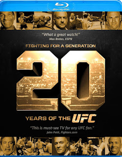 Watch Fighting for a Generation: 20 Years of the UFC (2013) movie free online