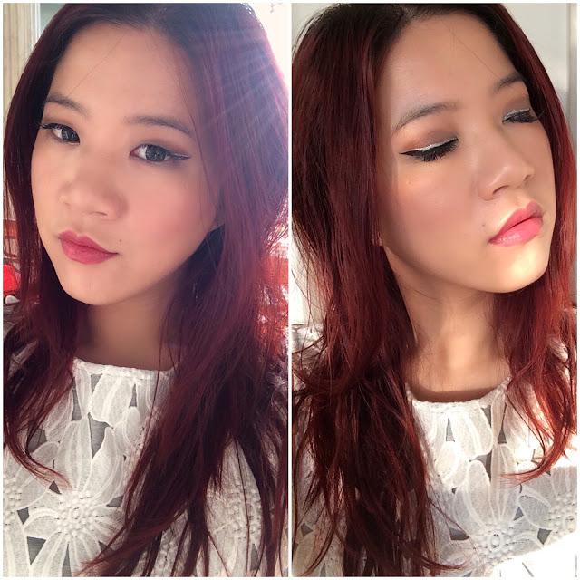 monolid, make up