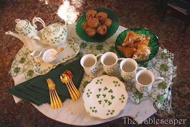 St. Patrick Tea