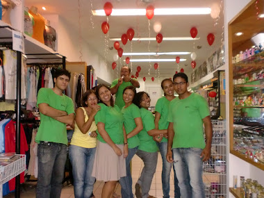 Equipe Loja Levitas