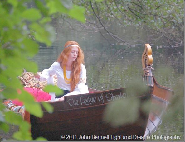 celtic sprite  the lady of shalott on dvd