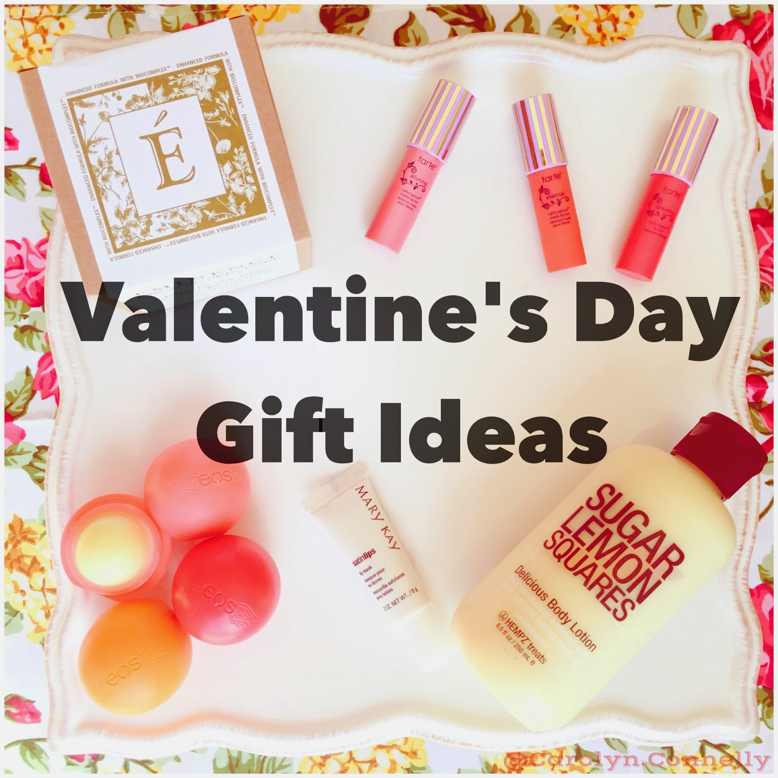 Valentine's Day Gift Ideas | Beauty with Care