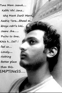 Subhankar\'s Blog: Emptyness-By Rohan Rathorerohan rathore