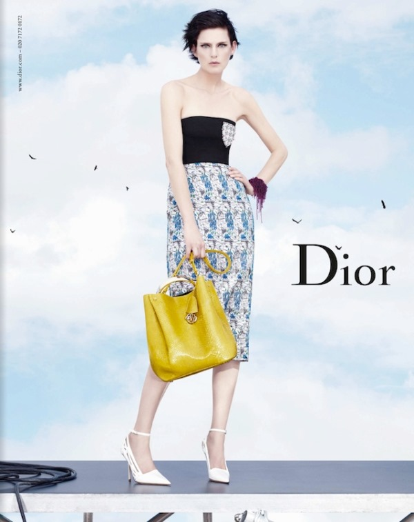 dior spring summer 2014 ad campaign