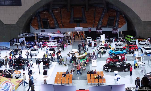 Auto Show Wroclaw 2013 - relacja Petrolheads.pl