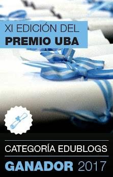 PREMIO UBA 2017