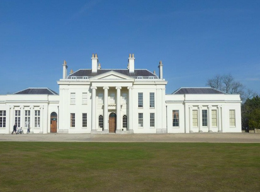 Travel with me hylands house park chelmsford stylish for Neoclassic house