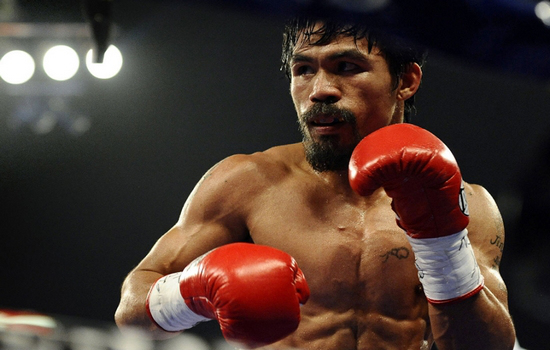 Manny Pacquiao listed his top 5 all time best boxers and Muhamad Ali is on the top!
