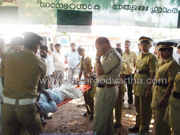 Hospital, Strike, Police, Arrest, District Collector, Kasaragod, Kerala, Kerala News, International News