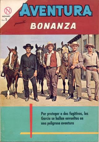 BONANZA Nº 331 1964 AVENTURA