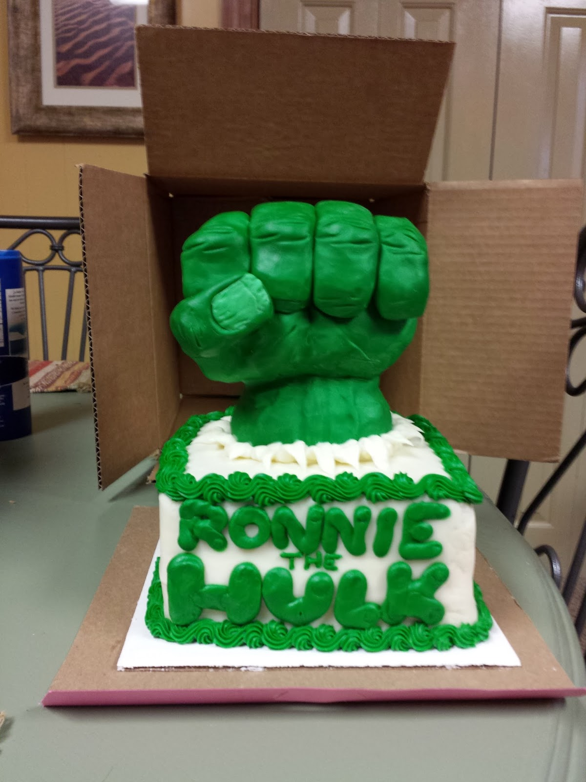 Birthday Cake For Ronnie : Pipecleaner Dreams: Happy 19th