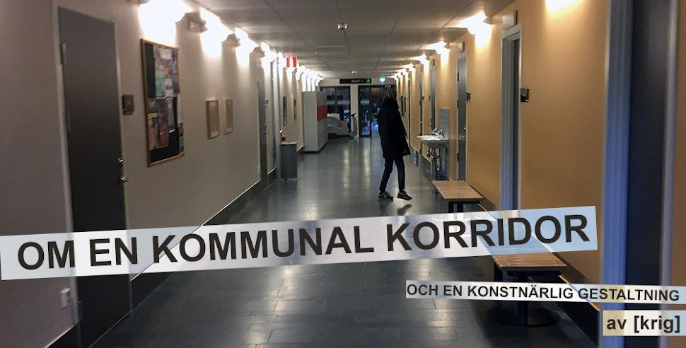 Om En Kommunal Korridor