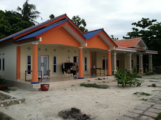 home stay di pulau harapan