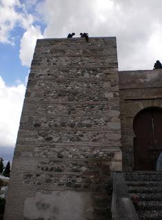 Puerta Monaita, Granada, hippies, lookout