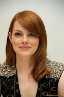 Emma Stone Press conference for The Help in Beverly Hills