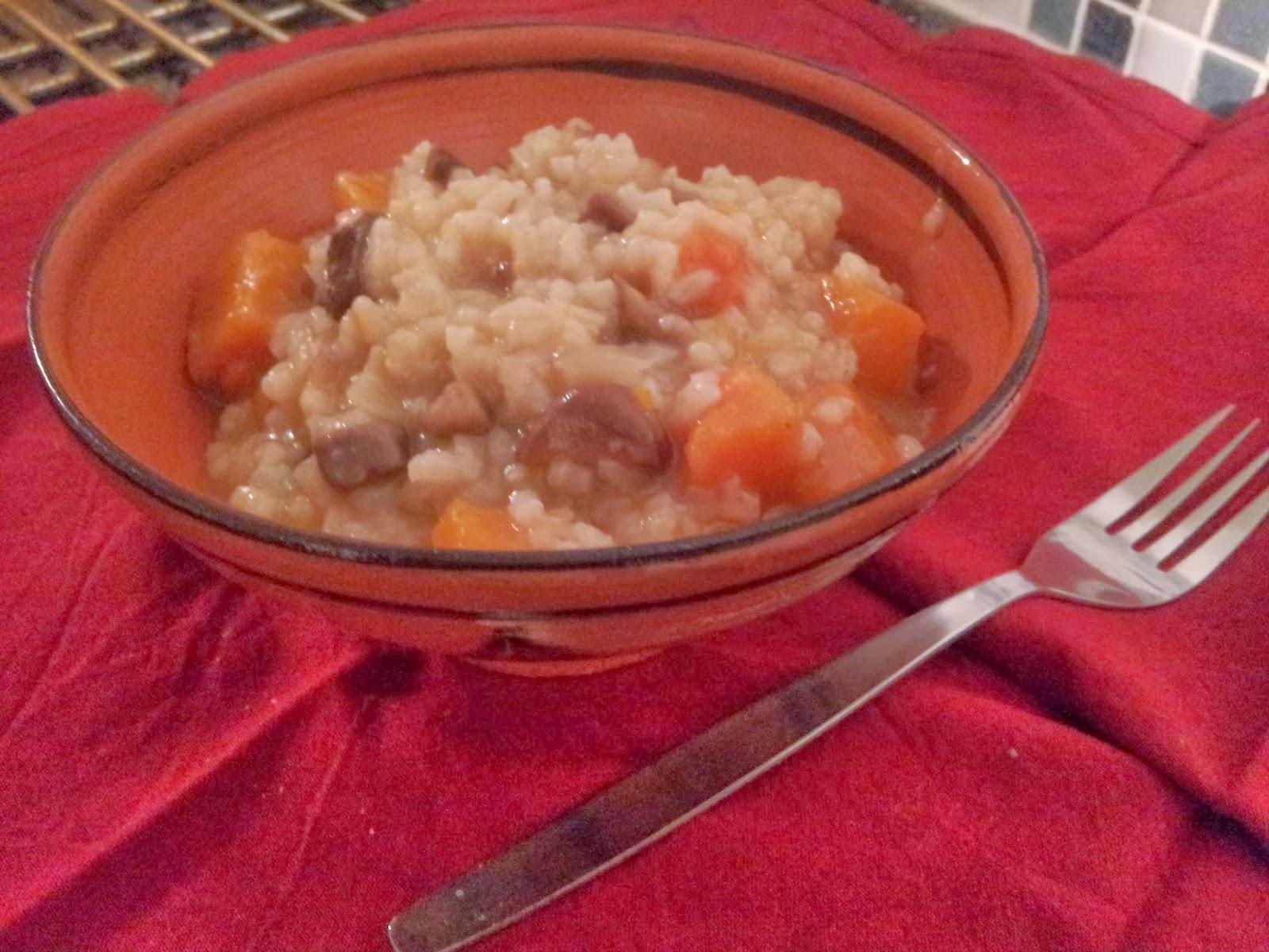 ... nut squash and chestnut risotto recipe i love this risotto recipe