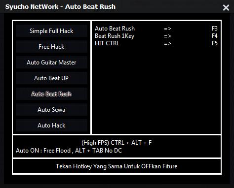 Auto Beat Rush