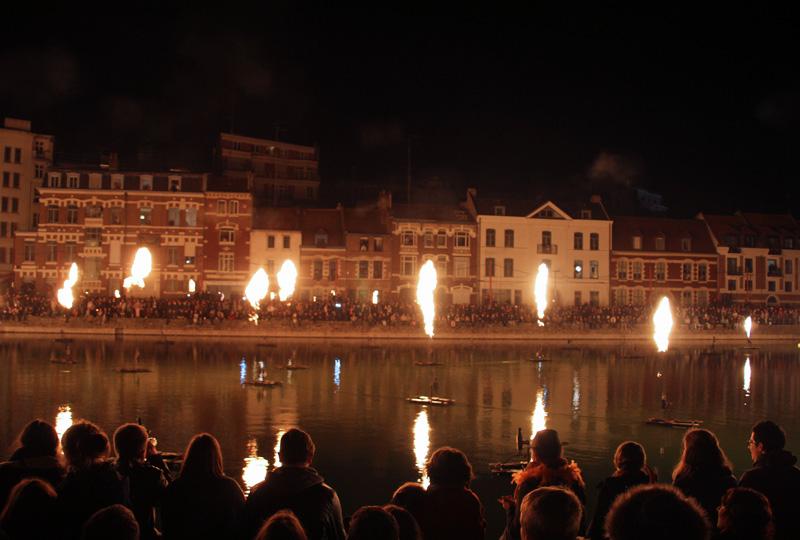 Lille 3000 Renaissance Parade d'Ouverture Embrasement