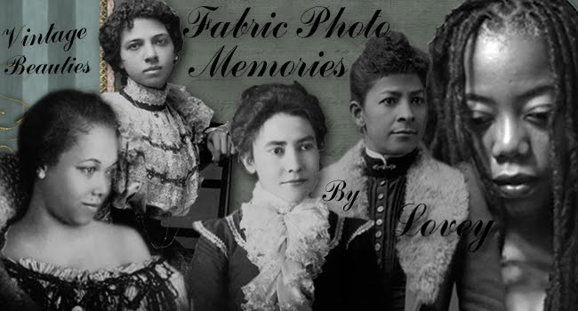 Fabric Photo Memories by Lovey