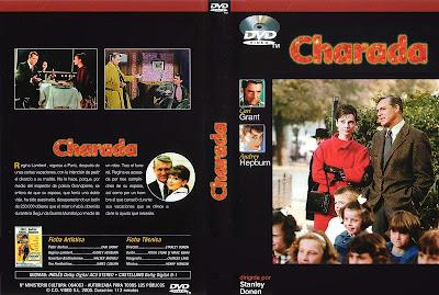 Charada [1963] Dvd Rip Español Descarga Cine Clasico