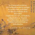 · Frases y citas del Tao Te Ching del Lao Tsé ·