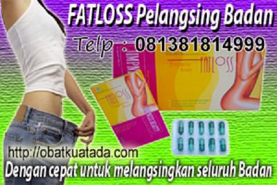 Obat Pelangsing Fatloss