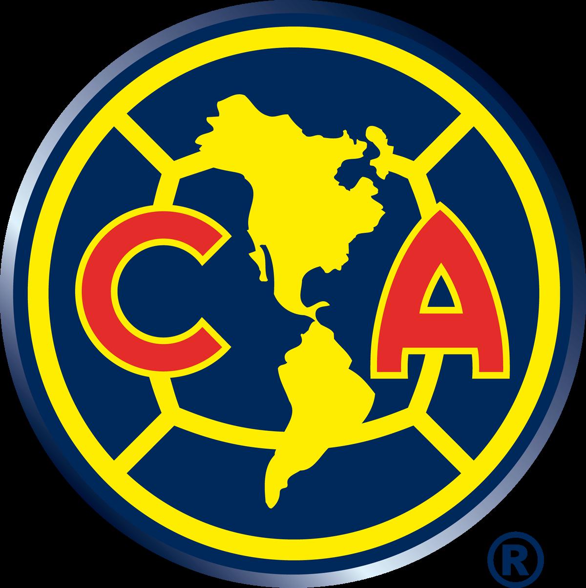 escudo del equipo america: