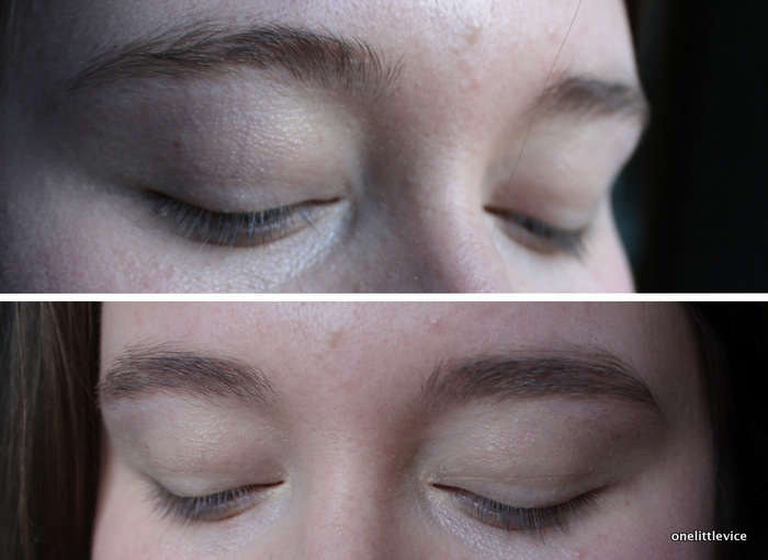 one little vice beauty blog: quick and easy everyday makeup routine